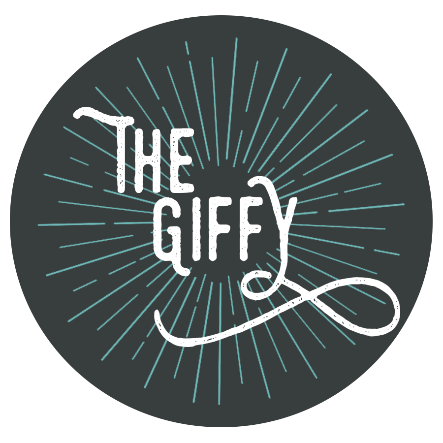 Giffy Booth dark background LOGO
