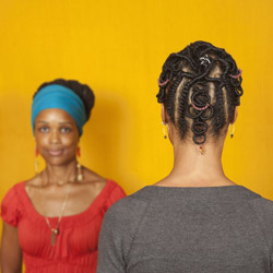 Sonya Clark (American, born 1967), The Hair Craft Project: Hairstylists with Sonya