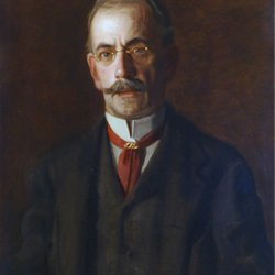 Portrait of Walter S. Macdowell